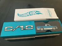 Hot Wheels RLC Exclusive 1969 Chevy C-10 04439/15000 Red Line Club *IN HAND*