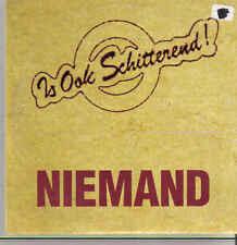 Is Ook Schitterend-Niemand cd single
