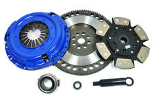 PPC STAGE 3 CLUTCH KIT+RACING FLYWHEEL 1985-87 TOYOTA COROLLA GTS AE86 1.6L 4AGE