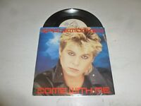 "SPACE MONKEY - Come With Me - 1984 UK 2-track 7"" Vinyl Single"