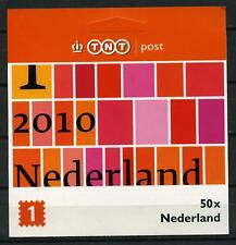 Nederland Mailer ihb 2010 2747 50 Zakenpostzegels Bilak, klasse 1 TNT-logo