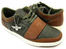 Creative Recreation Shoes Cesario Lo Straps Military Brown/Olive Sneakers Size 8