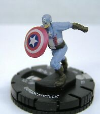 Heroclix Capitan America The Winter Soldier - #012 Capitán América