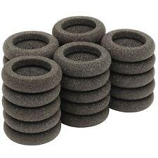 25 Foam Ear Cushions for Supra H51 H51N H61 H61N P51 P51N P61 P61N H91N & H101N