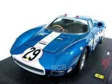 Ferrari 250 LM 1965 Sebring # 29  Daytona Blue 1/18