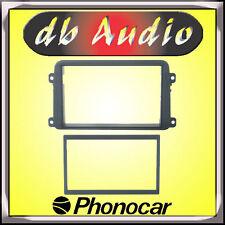 Phonocar 3/462 Mascherina Autoradio 1 2 DIN VW Golf V 5 Adattatore Cornice Radio