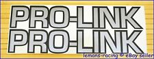 Silver Decals Pro-Link Swing Arm CR 125 250 500 Stickers TRIM SM834