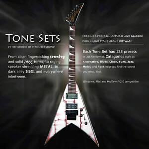 768 Patches ! - Line 6 POD Farm Gearbox GuitarPort TonePort PODXT Vst Plug-in