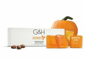 AMWAY G&H Complexion NOURISH Soap BAR 250g ( 3 Bars in Box ) FAST FREE POST