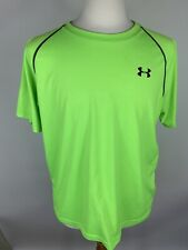 Under Armour Mens Size Lg Activewear Short Sleeve S-69