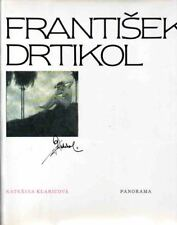PHOTOGRAPHY - FRANTISEK DRTIKOL - RARE STUDY OF CZECH W. 108 FULL PAGE PLATES HB