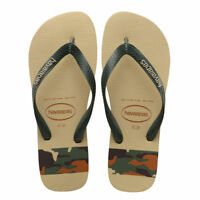 HAVAIANAS TOP STRIPES LOGO FLIP FLOP CHANCLAS DE DEDO UNISEX ADULTO 4132585 0154