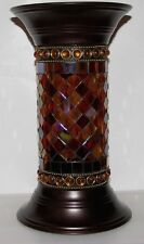 "PARTYLITE- ""Global Fusion Column"" for pillar or ball candles - RETIRED - NEW"