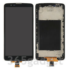 +Frame LCD Touch Digitizer Assembly For Black LG Stylo 2 Plus 4G MS550 K550