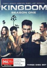 Kingdom (2014): Season 1  - DVD - NEW Region 4