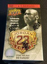 2009-10 UD Michael Jordan LEGACY Factory Sealed Box Possible MJ AUTOGRAPH!