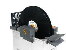 CleanerVinyl Audiophile Kit: Ultrasonic Vinyl Record Cleaner w. Fluid Filtration