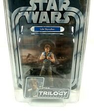 Hasbro Star Wars Original Trilogy Collection Luke Skywalker Action Figure 2004