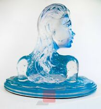 Fathom - Aspen Transparent Bust Statue   Signed by Michael Turner