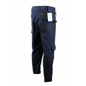 "Men's Cotton Drill Workwear Cargo Pants,Work Pants,Pants,Size 30""-46"""
