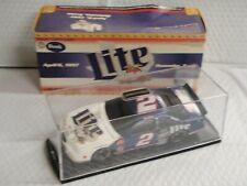 ACTION NASCAR 1:24 Car Rusty Wallace #2 Miller Lite Texas 1997 Limited edition