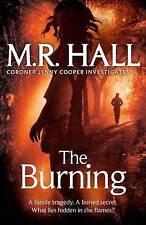 (Good)-The Burning (Paperback)-Hall, M. R.-1447254104