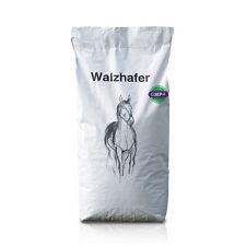 Eggersmann Walzhafer 15kg, Pferdefutter verdauungsfördernd, hoher Spelzenanteil