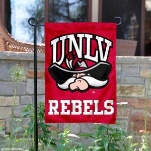 UNLV Runnin Rebels Garden Flag Yard Banner