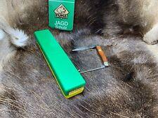 1990 Vintage Puma Bird Hunter Knife & Jacaranda Handles With Tag Mint G/Y Box