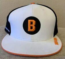Baltimore Negro League Black Sox Cap White and Black 1923-1934  Size 7 7/8 New