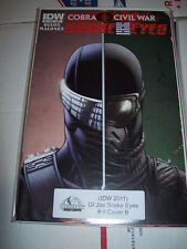 Snake Eyes (2011 IDW GI Joe) # 8 Cover B 1:5