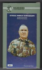 WARRIORS SCALE MODELS 9018 - GEN. NORMAN SCHWARZKOPF - 1/9 RESIN KIT BUST