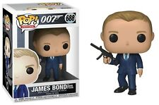 Funko Pop Movies Vinyl Figure James Bond 007 - Daniel Craig Quantum of Solace