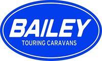 Classic Bailey Style Touring Caravan Exterior Vinyl Decals Sticker