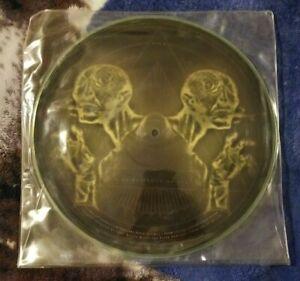"TOOL Stinkfist 10"" Vinyl Aenima Promo Picture Disc Record Zoo Entertainment"
