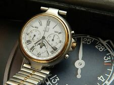Great Dunhill Millenium Swiss Made Automatic Chronograph with Zenith El Primero