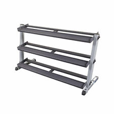 Body-Solid GDR60 2 Tier Horizontal Dumbbell Rack