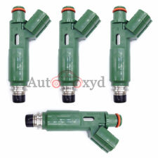 4 Pcs Fuel Injectors Set For Toyota Chevy Prizm Matrix Corolla 1.8L 23250-22040