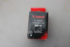 Canon AC Adapter AD-11 Calculator Power Supply