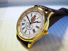 Royal Yacht HMY Britannia 60th Anniversary Wrist Watch.