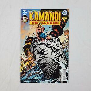 Kamandi Challenge #8 Steve Rude Variant Cover DC Comic Book July 2017 Jack Kirby