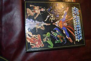DC Universe Roleplaying Game Rulebook Weg 52000  West End Games 1999