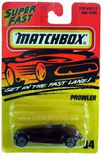 1996 Matchbox #34 Superfast Plymouth Prowler