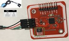 PN532 reader writer using USB.  Software Only