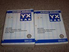 2005 Cadillac XLR Shop Service Repair Workshop Manual Convertible 4.6L
