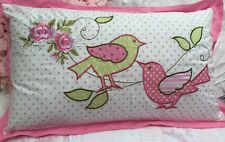 JIGGLE AND GIGGLE SHABBY CHIC CUSHION. NEW.