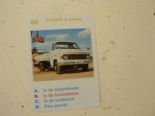 75-FORD A-SERIE 5B IN DE HUIZENBOUW