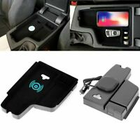 KFZ Wireless Car Charger Auto Ladegerät Halter Für Car 3 Serie Samsung iPhone