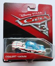 Disney Pixar Cars 3   CIGALERT   Very Rare Over 100 Cars Listed UK !!
