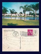 US FLORIDA Orange Blossom Trail Tupperware Hauptquartier gepostet 1961 Columbus